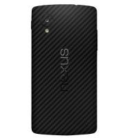 3M Nexus 5 Black Carbon Skin