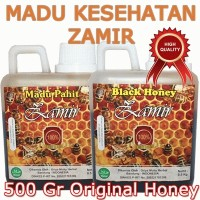 Black Honey Madu Kesehatan