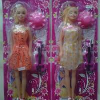 Mainan Barbie Biola Princes