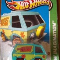 Hot Wheels Campur - THE MYSTERY MACHINE