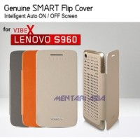 Case Lenovo S960 Vibe X : Flip Cover GENUINE SMART