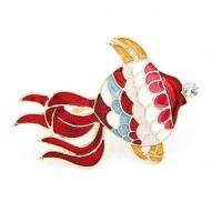 A19169 ikan mas | Cincin import gaya korea koleksi ichika shop