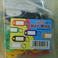 Joyko - Key Chain - KR 9 (1 Pack of 50 pieces)
