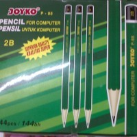 Pencil - Joyko - P88 2B Computer Pencil (Dozen)