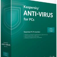 Kaspersky Anti Virus 1 licence (Latest Edition)