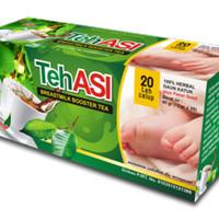 Teh Celup ASI Breastmilk Booster Tea Intaj WHP untuk Ibu menyusui melancarkan dan meningkatkan produksi ASI