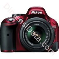 Kamera Digital NIKON D5200 Kit VR