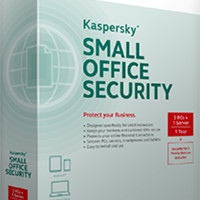 Softwares - Kaspersky - Small Office Security For 10 Users + 1 Server