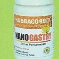GastryCaps (Obat Pencernaan / Maag / Lambung / Limpa / Diare Herbal Alami) dengan teknologi nano 35kapsul