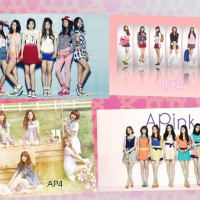 Poster Korea (APink)