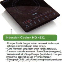 Induction Cooker - Philips - HD4932