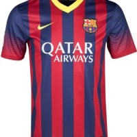 JERSEY GRADE ORIGINAL PLAYER ISSUE BARCELONA HOME 2012/2013 Size L