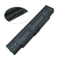 Baterai SONY VAIO VGN-AR, C, FE, FJ, FS, FT, N, S, SZ, Y series BLACK tanpa CD (BPS2)