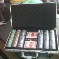 harga Poker Chip Set 300 Chips Tokopedia.com