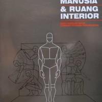 Buku Dimensi Manusia & Ruang Interior