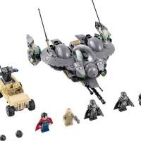 76003 - Superman: Battle of Smallville - ORIGINAL LEGO not Lepin