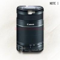 Camera Lens Samsung Galaxy Note 1 Casing Custom Hard Case