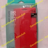 nillkin leather case cover oppo find 5 x909