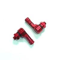 PENTIL TUBLES CNC RED (ISI 2PCS)