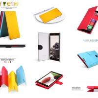 jual Nillkin Fresh Leather flip cover Case Nokia Lumia 1520