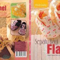 Fitri Gaity - Sepatu Bayi dari Flanel