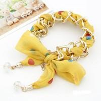 A22482 gold | Gelang rantai import gaya korea koleksi Ichika Shop