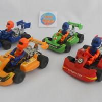 Mainan Gokart Mini - Pull Back Action - Murah Meriah