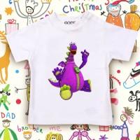 Kaos Anak Dibo The Gift Dragon DIBO-02