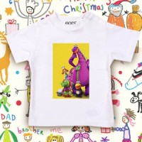 Kaos Anak Dibo The Gift Dragon DIBO-03