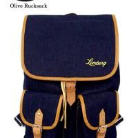 Lomberg - Olive Rucksack