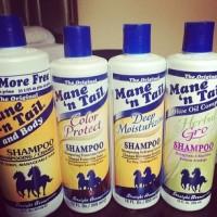 Mane and Tail Deep moisturizing Shampoo 100 ml