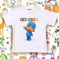 harga Kaos Anak Let's Go Pocoyo Pocoyo-19 Tokopedia.com