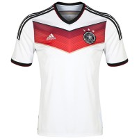 Jersey Jerman Home World Cup 2014