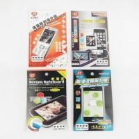 Screen Guard / Screen Protector/Anti Gores Mirror Universal Size 5 inch screenguard 5