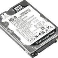 "Western Digital - Internal Hard Disk Drive 2.5"" - Mobile Scorpio Black 500GB 7200RPM"