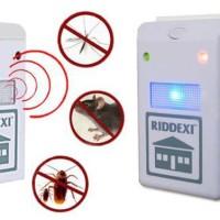 Jual RIDDEX PEST REPELLER pengusir Tikus Kecoa Nyamuk Murah