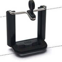 Holder U (Max 7cm) - For iphone/Lumia/bb/hp Lyr 4 inchi