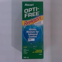 Opti-Free Replenish Multi-Purpose Disinfecting Solution by Alcon