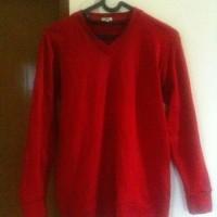 baju obral sweater merah
