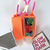 BBW Holder - Orange Glow In The Dark