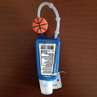 BBW Pocketbac Charm Holder - Basketball