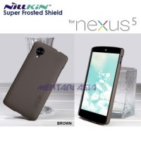 Hardcase Lg Nexus 5 :  Nillkin Super Frosted ( + Free Sp)