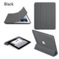 Photive iPad Air [Smart Case](Hitam) Lightweight Smart Cover Case Built in Stand Built-In Magnet for Sleep/Wake Feature