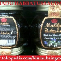 MALIKA Madu Habbatussauda - Black Seed Flower Honey 250 gr