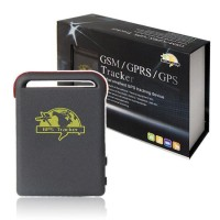 GPS Tracker, GPS TK102 Real-Time Small Realtime Vehicle GPS Tracking Anti-Theft