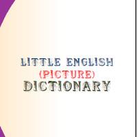 e book (buku digital) - english picture dictionary for kids