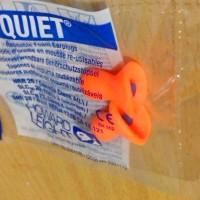 Sumbat Kuping/Ear Plug Howard Leight Quiet : untuk tidur/insomnia