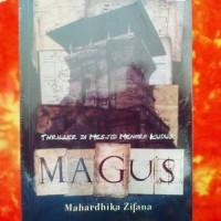 Mahardhika Zifana - Magus : Thriller Di Mesjid Menara Kudus