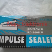 Impulse Sealer Rayden RD-200P