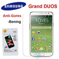 Samsung Grand DUOS I9082 -Screen Guard / Screen Protector / Anti Gores (Bening/clear) perfect solutions LCD protector